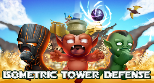 Isometric Tower Defense