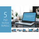 5 PSD MacBook Bundle