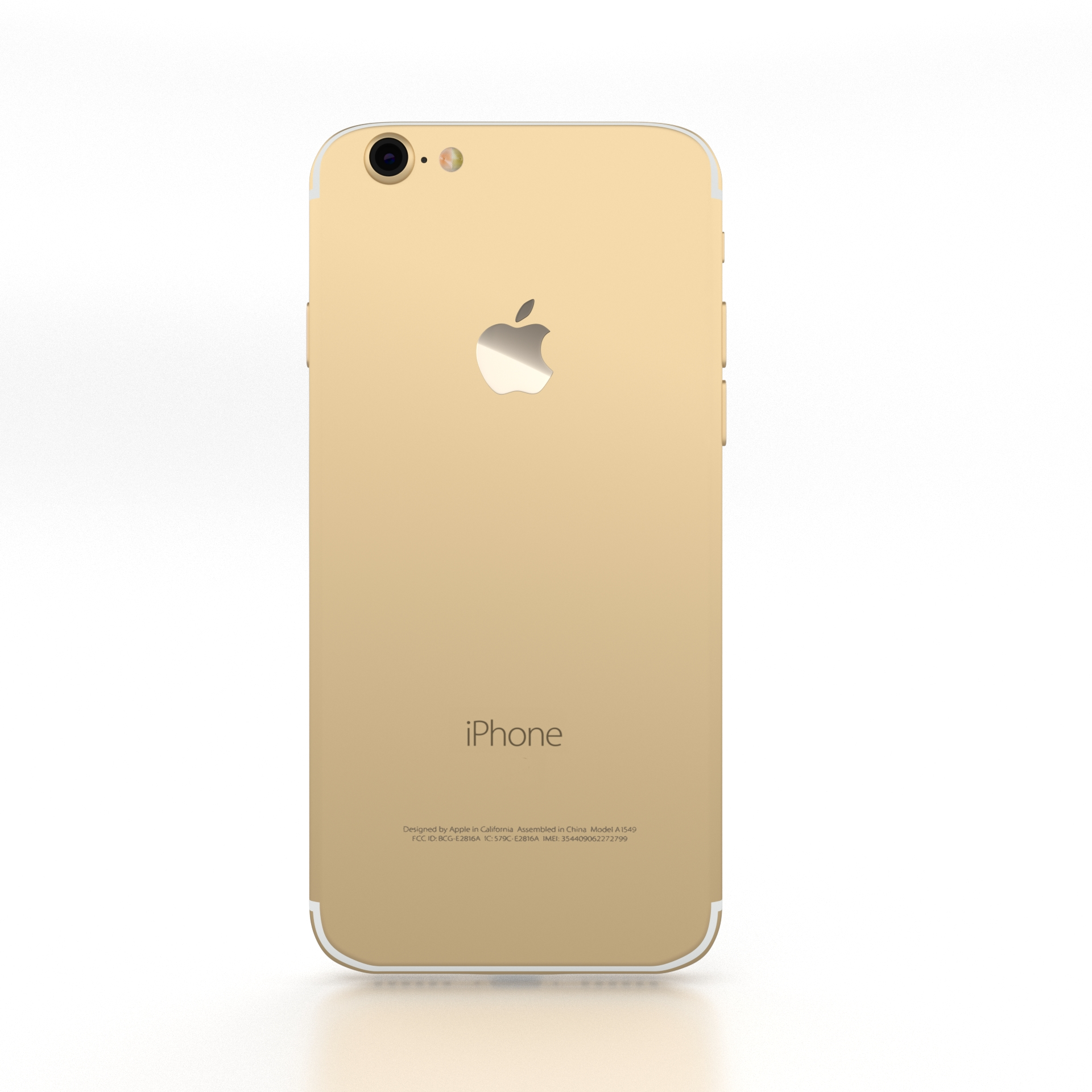 iphone 7 gold iphone 7 gold by dragosburian 3docean 11531
