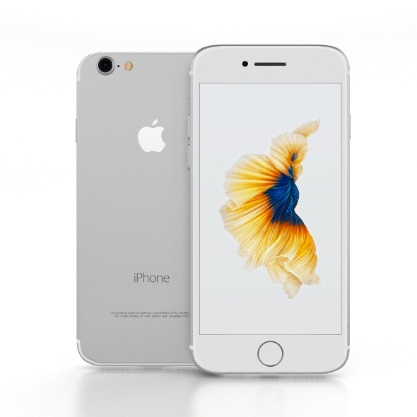 iPhone 7 Gray - 3DOcean Item for Sale