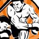 Boxer Boxing Punching Retro