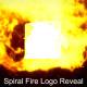 Spiral Firel Logo Reveal