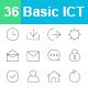 Basic ICT Line II