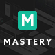 Mastery - Creative WordPress Theme Builder