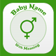 Multi-Purpose Baby Name Template for Android