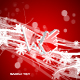 Technology and Christmas. Conceptual background - GraphicRiver Item for Sale