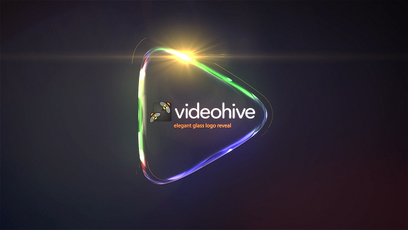 Glass Logo Reveal Pack 玻璃标志A-Videohive中文最全的AE After Effects素材分享平台