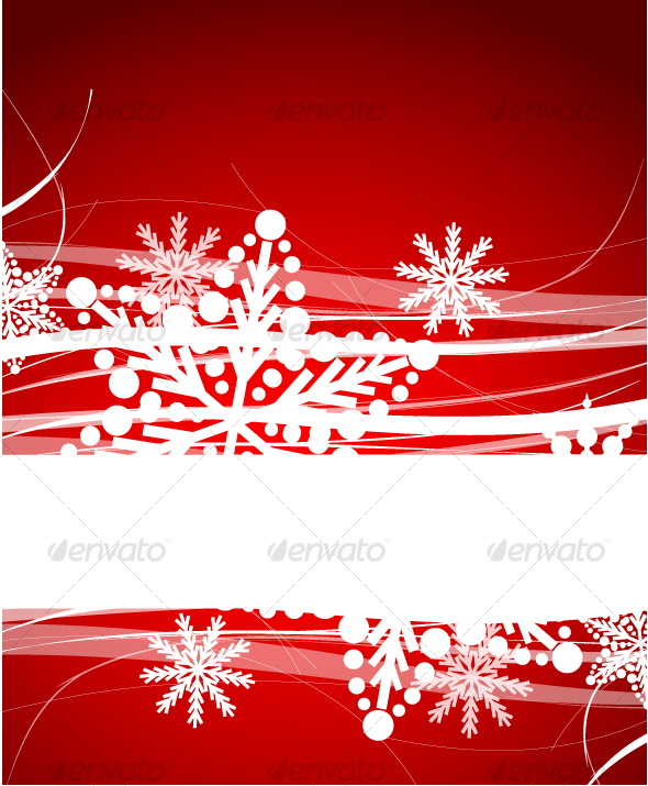 Christmas background with place for your text - Christmas Seasons/Holidays