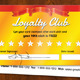 Simply Premium 6 Loyalty Card 1 - GraphicRiver Item for Sale