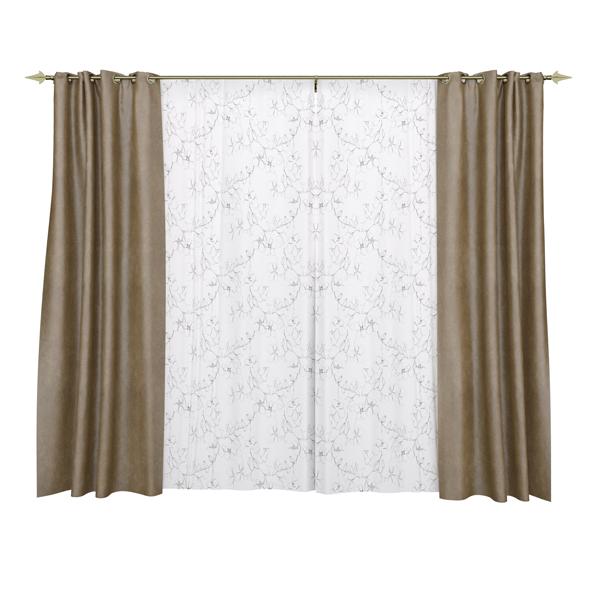 IKEA Curtains Sanela - 3DOcean Item for Sale