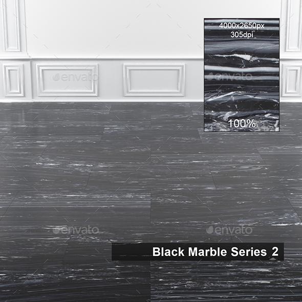 Black Marble Texture 2 - 3DOcean Item for Sale