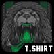 Mighty Fall T-Shirt Design
