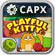 Playful Kitty - HTML5 Construct Game