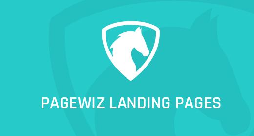Pagewiz Landing Pages