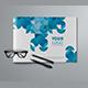 Modern Blue Company Brochure