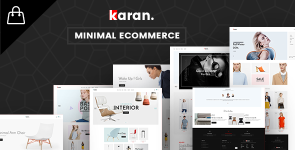 Karan - Minimal Fashion Responsive Magento 2 Theme