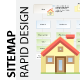 Sitemap & Flowchart Rapid Design Kit - GraphicRiver Item for Sale