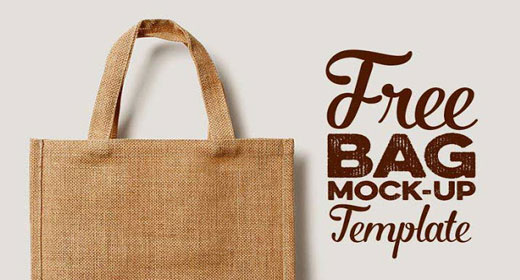 Best Shopping Bag Mockup PSD