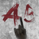 Hand Drawn Bloody Alphabet