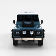 Land Rover Defender 90 Station Wagon rev
