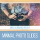 Minimal Photo Slides