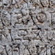 Ancient Alphabet Tablet Stone 3D