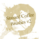 Stained Coffee Brushes v2