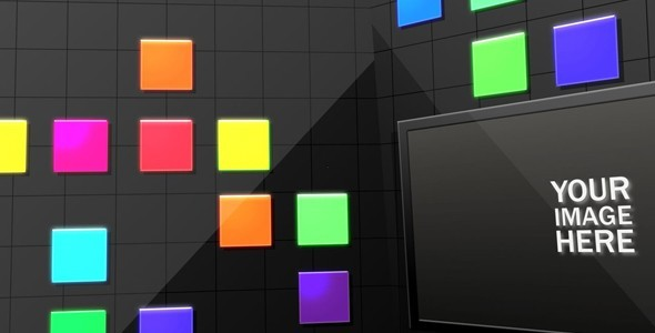 After Effects Project - VideoHive Electronic Square Space 1688384
