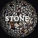 Stone Ground Texture 3D