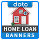 Home Loan Banners - Image Included