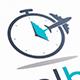 Travel Hour Logo Template