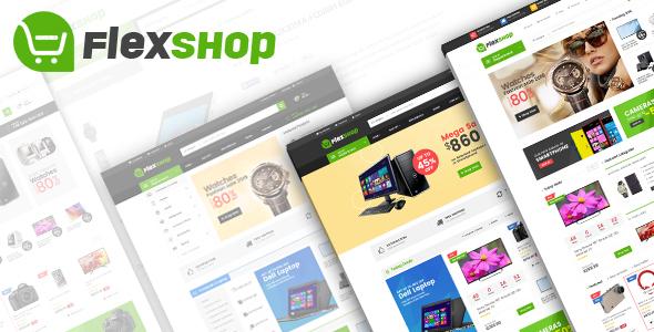 Flexshop - Multipurpose Responsive Magento 2 Theme