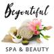 Spa, Beauty and Hair Salon WordPress Theme - Beyoutiful