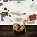 Businesswomen Creative Inspiration Occupation Concept