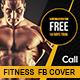 Gym & Fitness FB Cover