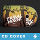 Tribal House - CD Cover Artwork Template