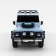 Land Rover Defender 110 Utility Station Wagon rev