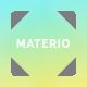 Materio - Responsive Admin Template