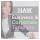 Naw - Business and Corporate Agency Template