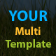Your Multi Template
