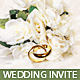 Classy Wedding Invitation 03