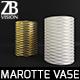 Marotte Thalweg Vase