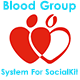Blood Group System For SocialKit