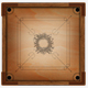 Carrom Game Design and UI