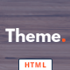Theme Point - Creative Multipurpose HTML Template