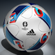 Official Match Ball EURO 2016 - BEAU JEU - France 2016