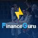 Finance Guru | Finance PSD Theme