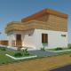 Passive 3D Wood House