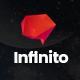 Infinito Multipurpose PSD Template