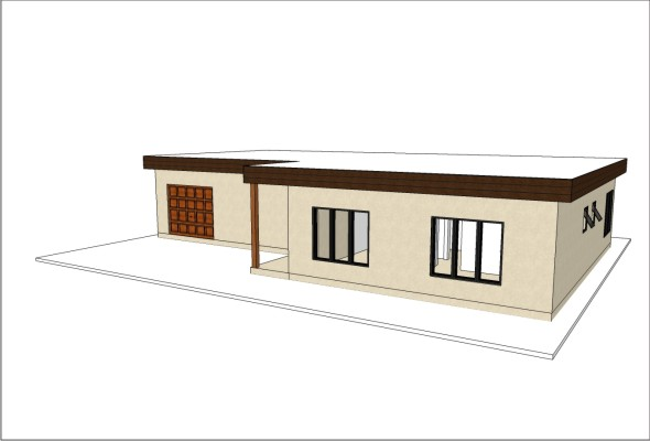 House 3d  - 3DOcean Item for Sale